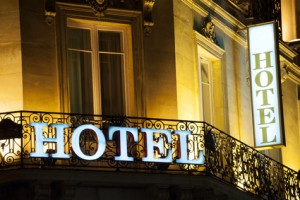 Finding the right hotels